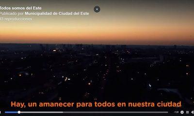 Ciudad del Este con nuevo himno