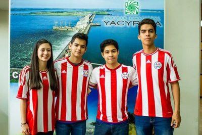 Delegación de jóvenes paraguayos compite en Olimpiada Iberoamericana de Matemáticas