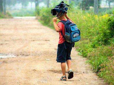 Una sexta parte de los niños del mundo no van a clase
