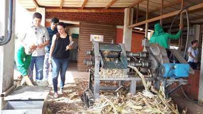 Productores de caña de azúcar recibieron capacitación por parte del INTN