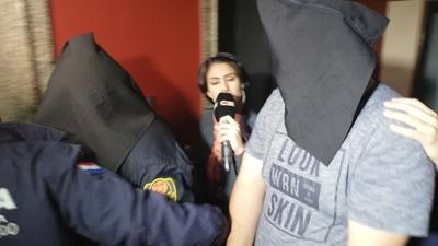 """Varios detenidos por la liberación del narcotraficante """"Samura"""""""