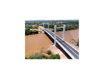 Nuevo puente atrae a la mayor rueda gigante de la región
