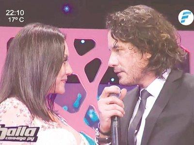 ¡Zuni y Mario Cimarro casi se besaron!