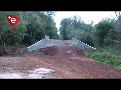 CONSTRUCCIÓN DE PUENTE EN CAMPICHUELO BENEFICIARÁ A PRODCUTORES DE VARIAS LOCALIDADES
