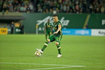 Jorge Moreira, más que todos en la MLS