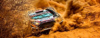Postergan Transchaco Rally 2019