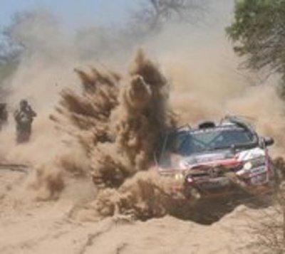 El Rally del Chaco se posterga