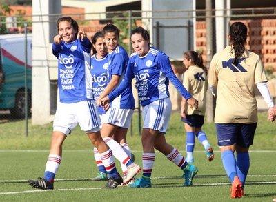 Paraguay apunta al Sudamericano de fútbol femenino