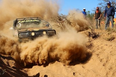 Postergan Rally del Chaco por incendios forestales
