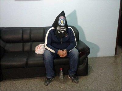 Policía recibió desde Bolivia a turco con orden de captura por homicidio