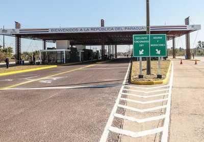 Paso fronterizo sobre Yacyretá permanecerá cerrado el lunes por trabajos de mantenimiento