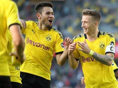 El Dortmund golea al Leverkusen y ya piensa en el Barcelona