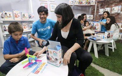 Unicef invita a cena para financiar programas de atención infantil
