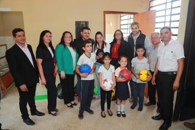 Canindeyú recibe importantes inversiones en educación e infraestructura vial