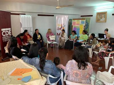 Mujeres temen muertes indígenas a causa de incendios