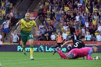 El Norwich sorprende al campeón