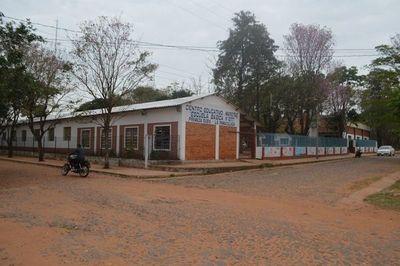 Escuelas maristas de Horqueta no reciben alimentos