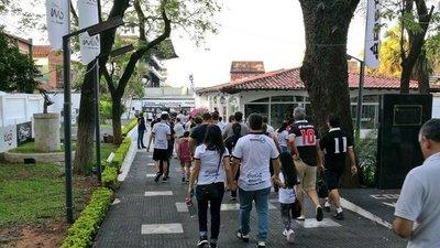 Olimpia da conocer sistema de seguridad ante San Lorenzo