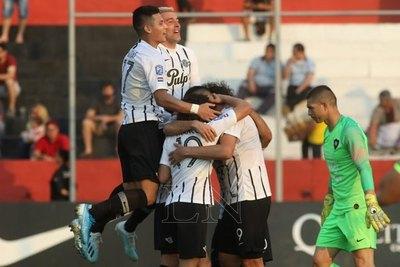 Libertad se plantó y derrotó a Cerro Porteño