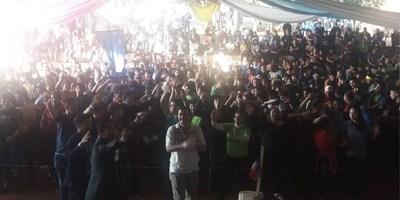 """1500 JÓVENES PARTICIPARON DE """"FIESTA ESTUDIANTIL UN DÍA SIN CELULAR"""""""