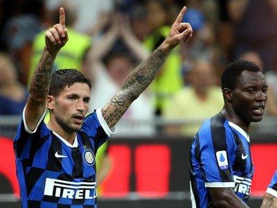 El Inter vence al Udinese y se hace con el liderato en solitario
