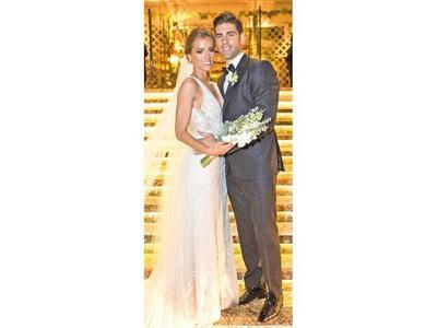 El matrimonio de Luciana y Alejandro