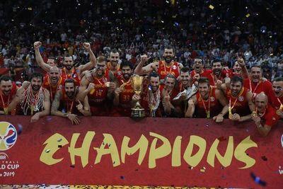 ¡España es la campeona!
