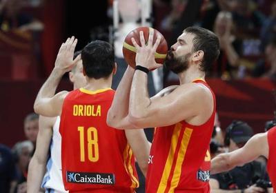 España vence a Argentina y se consagra campeón del mundo de baloncesto