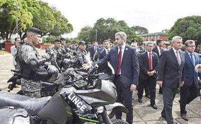 Oficiales retirados y familiares de activos paralizarán el país