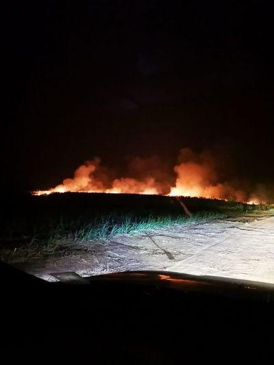 Bella Vista Norte se suma a frentes de grandes incendios y ya preparan combate