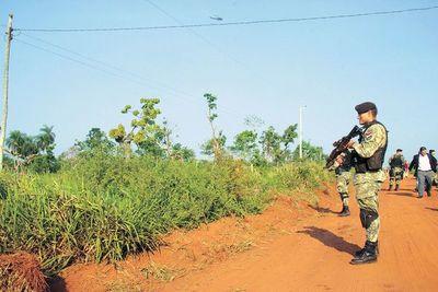 Rotundo rechazo a proyecto de militarizar seguridad del país