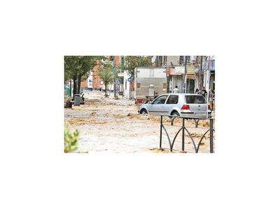 Nuevas evacuaciones en  España, y sigue la alerta por las lluvias