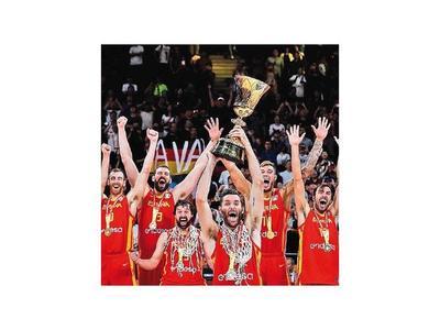 España, en el trono del baloncesto