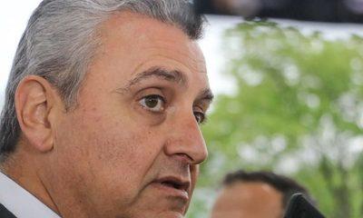 Familiares de policías se manifiestan exigiendo renuncia de Villamayor