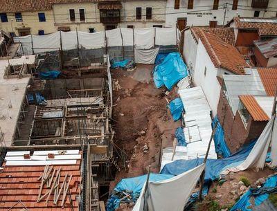 Juez de Perú ordena demoler hotel Sheraton de Cusco tras daños arqueológicos