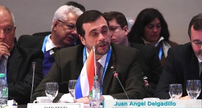 """Con la crisis del acta de Itaipú de fondo jura nuevo embajador en Brasil: """"Todos los temas son urgentes"""""""