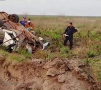 Imprudencia al volante ocasiona fatal accidente en Misiones