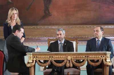 Nuevo embajador promete dar continuidad a proyectos de integración con Brasil