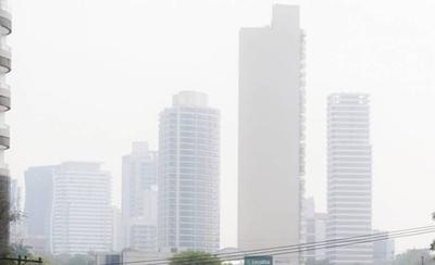 HOY / El aire que respiramos, cada vez más insalubre: incendios forestales agravan la situación