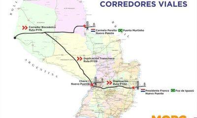Corredor bioceánico conectará a Paraguay con el mundo, anuncian