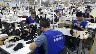 Exportaciones bajo el régimen de maquila crecieron 6,6% a agosto