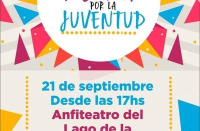 Organizan festival por el Día de la Juventud en CDE