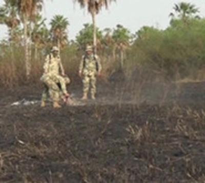 El Chaco sigue en llamas y no se declara emergencia nacional