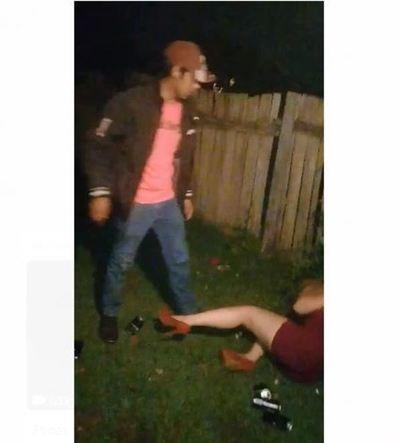 Fiscal ordena detención del hombre que golpeó brutalmente a su pareja