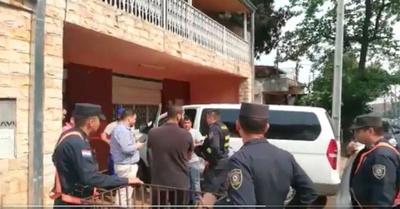 Motochorros atracaron camio del Grupo JBB