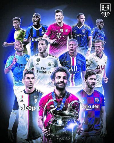 Vuelve la magia de la Champions