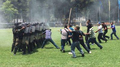 Los riesgos de disturbios civiles en el  Contrato de Seguro