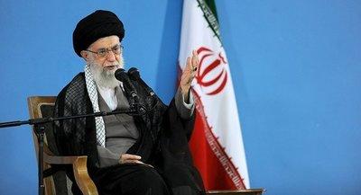 """Irán afirma que no negociará """"nunca"""" con Estados Unidos"""