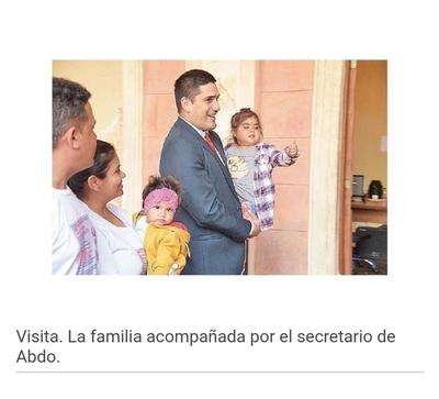 """""""Marito"""" aportó G. 189 millones para operación de Luana"""