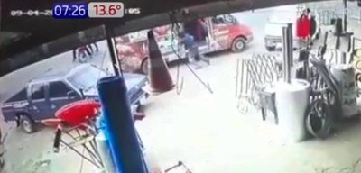 Detienen a supuestos responsables de fatal asalto en Luque